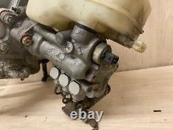 1994 Jaguar 3.2S XJ6 XJ40 Brake Master Cylinder Servo Booster ATE ABS CBC9820C