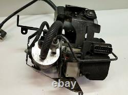 2000 2003 Audi A6 2.7 Quattro Abs Brake Pump Servo Booster Actuator Unit Oem
