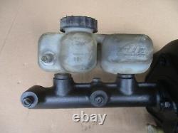 ATE Bremskraftverstärker Servo Brake Booster Master Cylinder Simca 1100