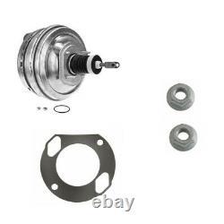 BMW E65 E66 Brake Booster, Seal And Nuts TRW OEM Servo Power Vacuum