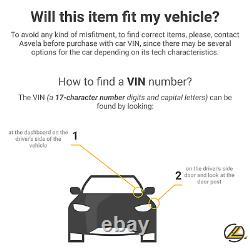 Brake Booster For Seat Vw Cordoba Vario 6k5 Asv Afn Ask Aqm Agp Ape Aua Aqq Ate