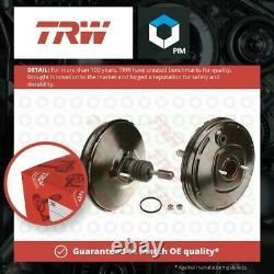 Brake Booster / Servo fits VAUXHALL ASTRA H 1.8 04 to 10 TRW 5544009 93189711