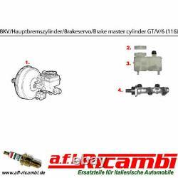 Bremskraftverstärker-brake booster Alfetta GT/GTV 1,6/1,8/2,0 Bj. 1974-1985