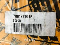 Genuine Jcb Brake Servo Booster P/n 7801/11915