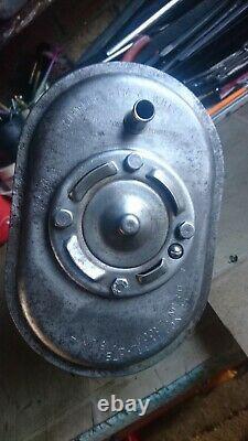 Jaguar Mk X / brake servo booster, power bellows