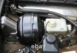 Jaguar XJ6 88-89 Vacuum Brake Booster Servo Conversion Kit Upgrade VDP too