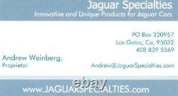Jaguar XJ6 XJ6C Rebuilt Brake Booster Servo 74-87 Top Quality, Powder Coated
