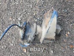 Leyland Roadrunner Daf 45. Brake Booster Servo And Master Cylinder