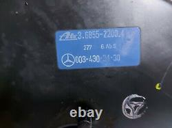 Mercedes Benz 507D 814D Brake Booster A0034303430 genuine