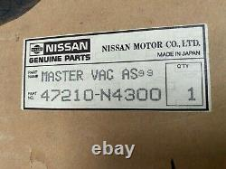 NOS Datsun 240z 260z 280z Brake Servo Booster Genuine Nissan Part NEW IN BOX