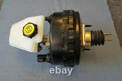 New Jaguar Xk8 Xkr Master Cylinder Brake Servo Booster Fluid Reservoir C2n1910