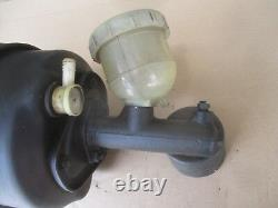 Peugeot 204 304 Bremskraftverstärker Servo Brake Booster Master Cylinder