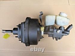 Renault R12 Bremskraftverstärker Servo Brake Booster Master Cylinder
