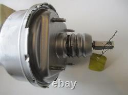 Renault R15 R16 R17 Bremskraftverstärker Servo Brake Booster Master Cylinder