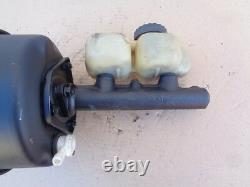 Simca 1301 1501 Bremskraftverstärker Hauptbremszylinder Servo Brake Booster orig
