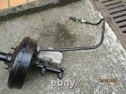 VW Golf Scirocco 1 17 53 53a Bremskraftverstärker Servo Brake Booster orig. ATE
